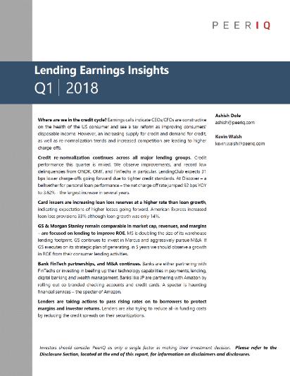 Fed Raises Rates, Amazon vs Costco, PeerIQ's Lending Earnings